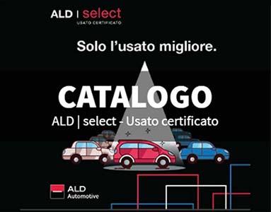 Vai al catalogo vetture usato garantito ALD select