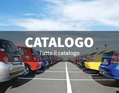 Vai al catalogo di tutte le vetture usate